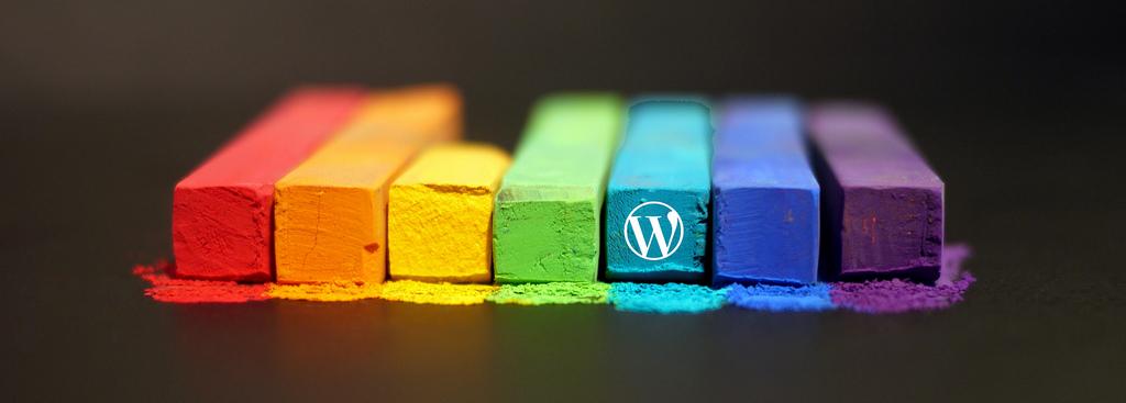 Das WordPress-Design bietet viele Vorlagen (= Templates)
