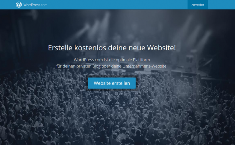 Wordpress -Webseite selber erstellen