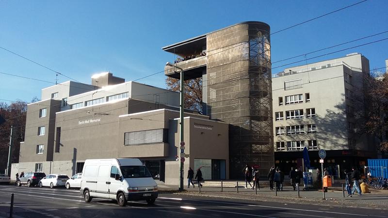 Gedenkstätte der Berliner Mauer - Besucherzentrum