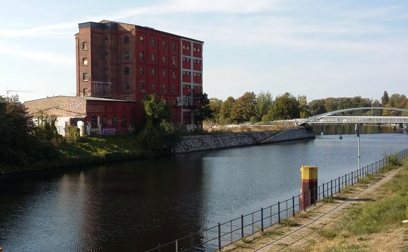 Ein neues Stadtviertel in Mitte – die Europacity entsteht