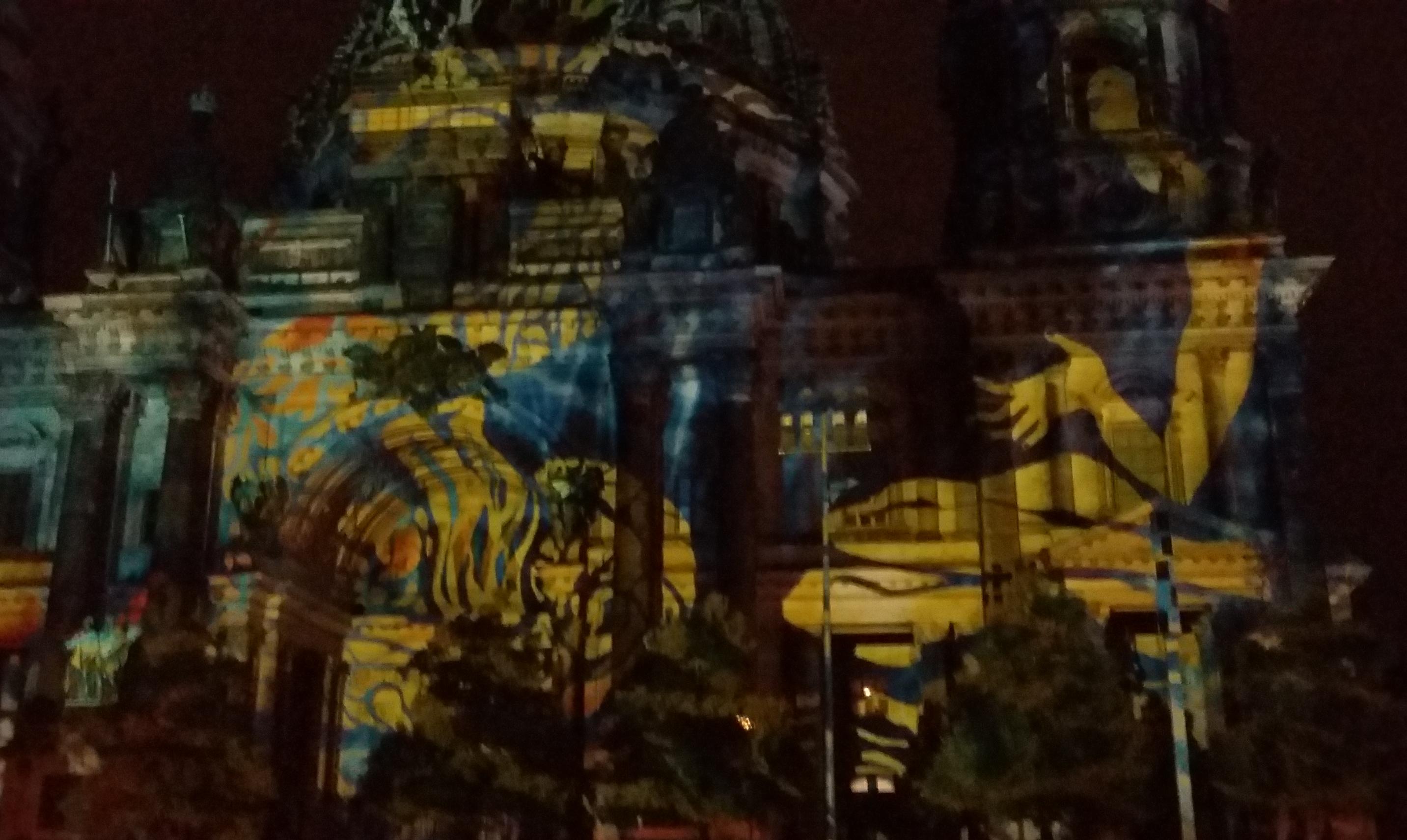 Berlin leuchetet 2016 - Berliner Dom