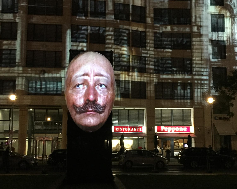 Berlin leuchtet 2016 - Mall of Berlin