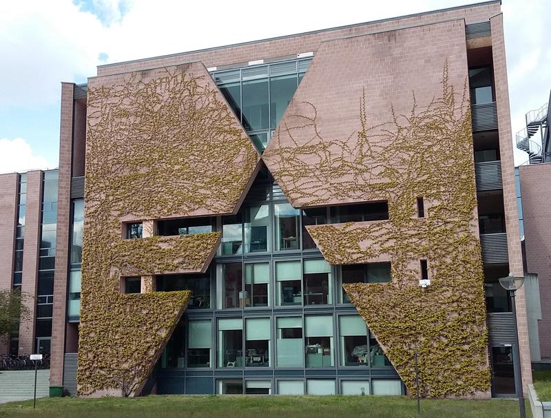 Neues Lehr- und Forschungszentrum der Medizinischen Fakultät