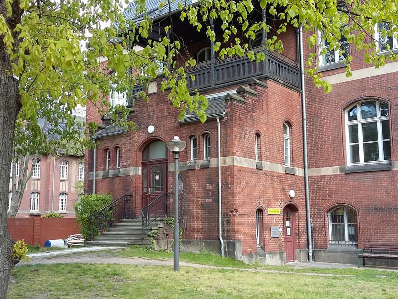 arite - ehemalige Psychiatrische Klinik