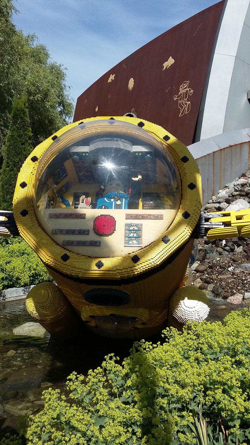 Legoland X-treme - Unterwasserwelt Atlantis