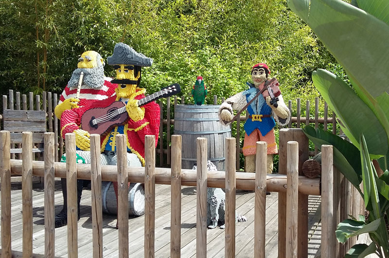 Legoland Land der Piraten