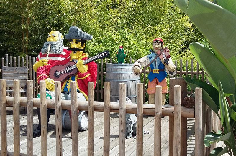 Legoland Land der Piraten
