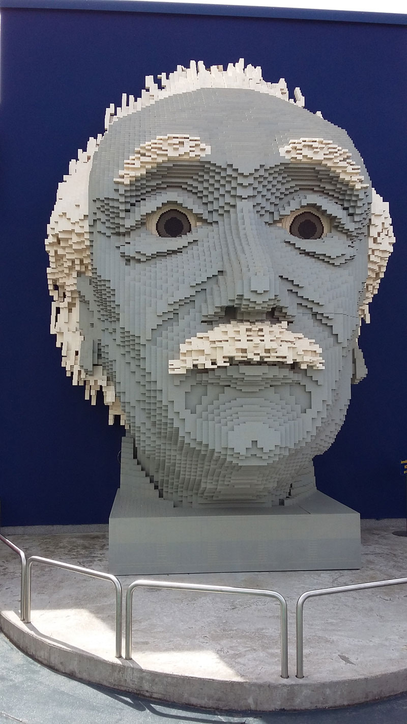 Legoland - Einstein