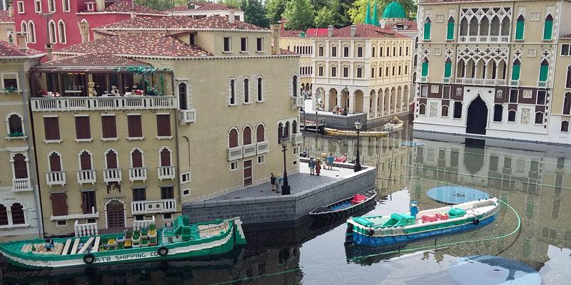 Legoland - Venedig im Miniland