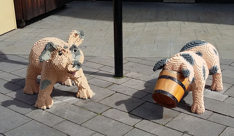Legoland Land der Ritter