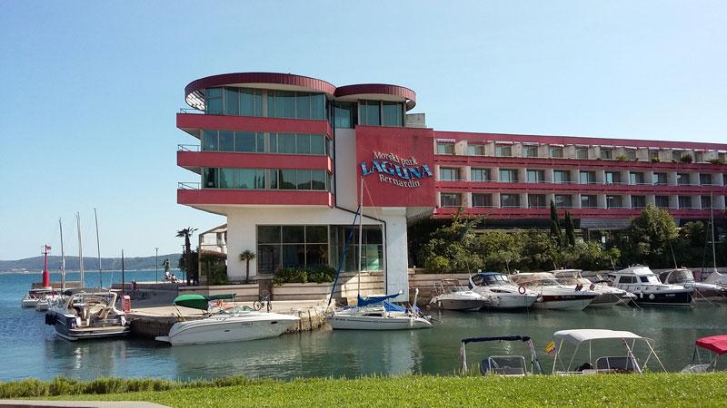 Slowenien - Hotel Bernadin Portoroz