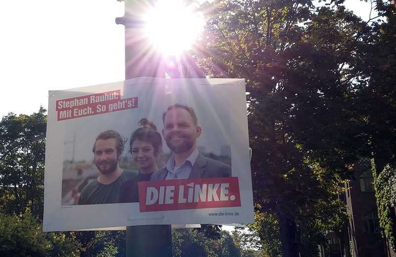 Bundestagswahl 2017 in Moabit