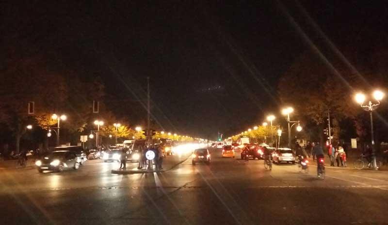 Lichterfest in Berlin und alles leuchtet wieder bunt