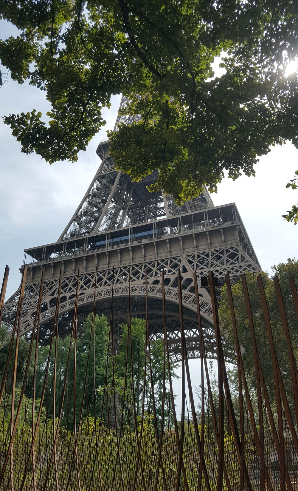 Paris - Der Eiffelurm