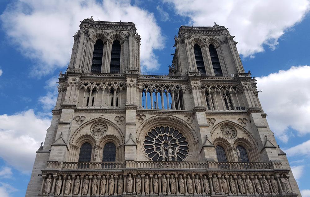 Paris - Kathedrale Notre-Dame