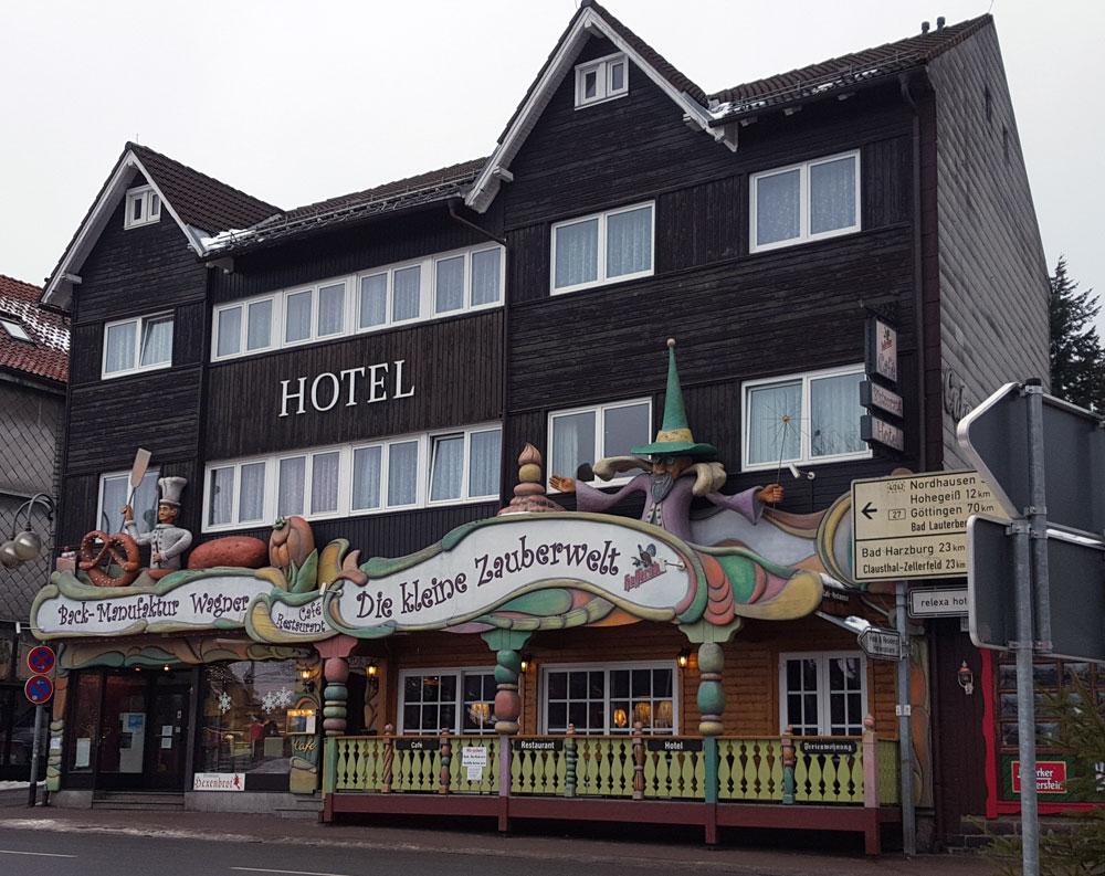 """Hotel """"Die Kleine Zauberwelt"""" in Braunlage"""