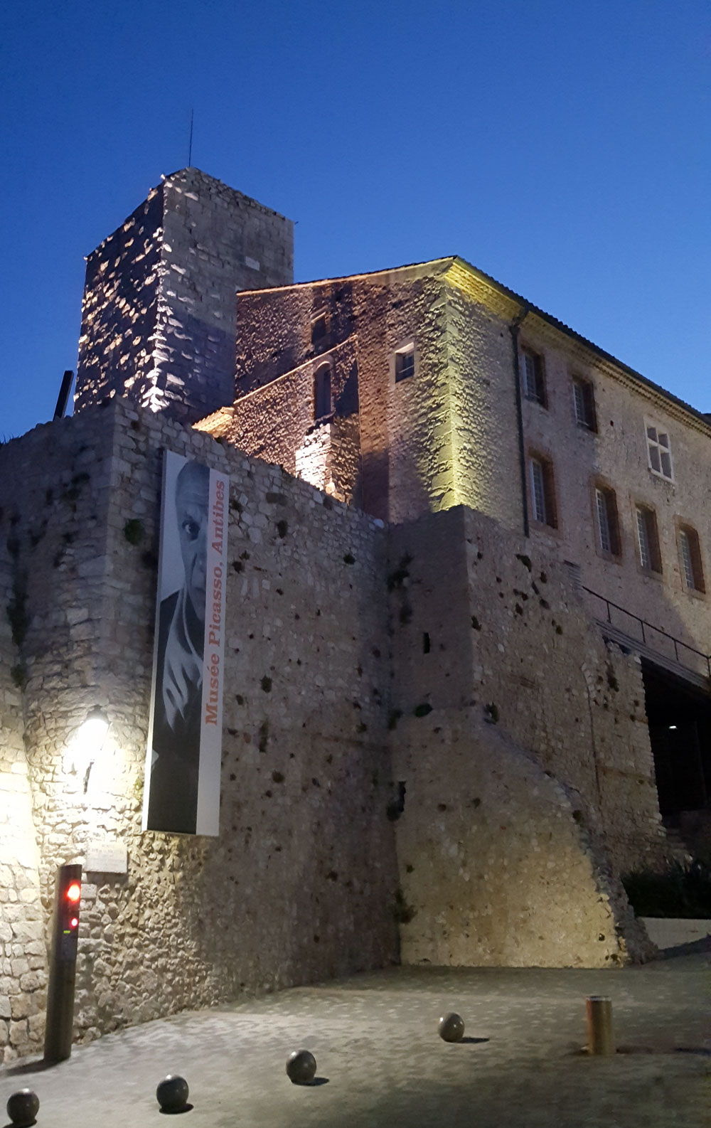 Das Picasso Museum in Antibes