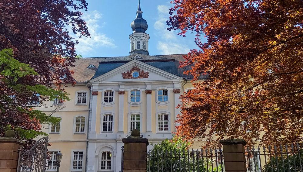 Universitätsverwaltung in Heidelberg